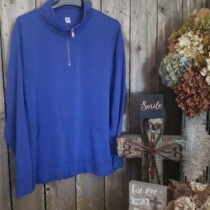 Royal Blue Unisex? Sweatshirt Size xxl